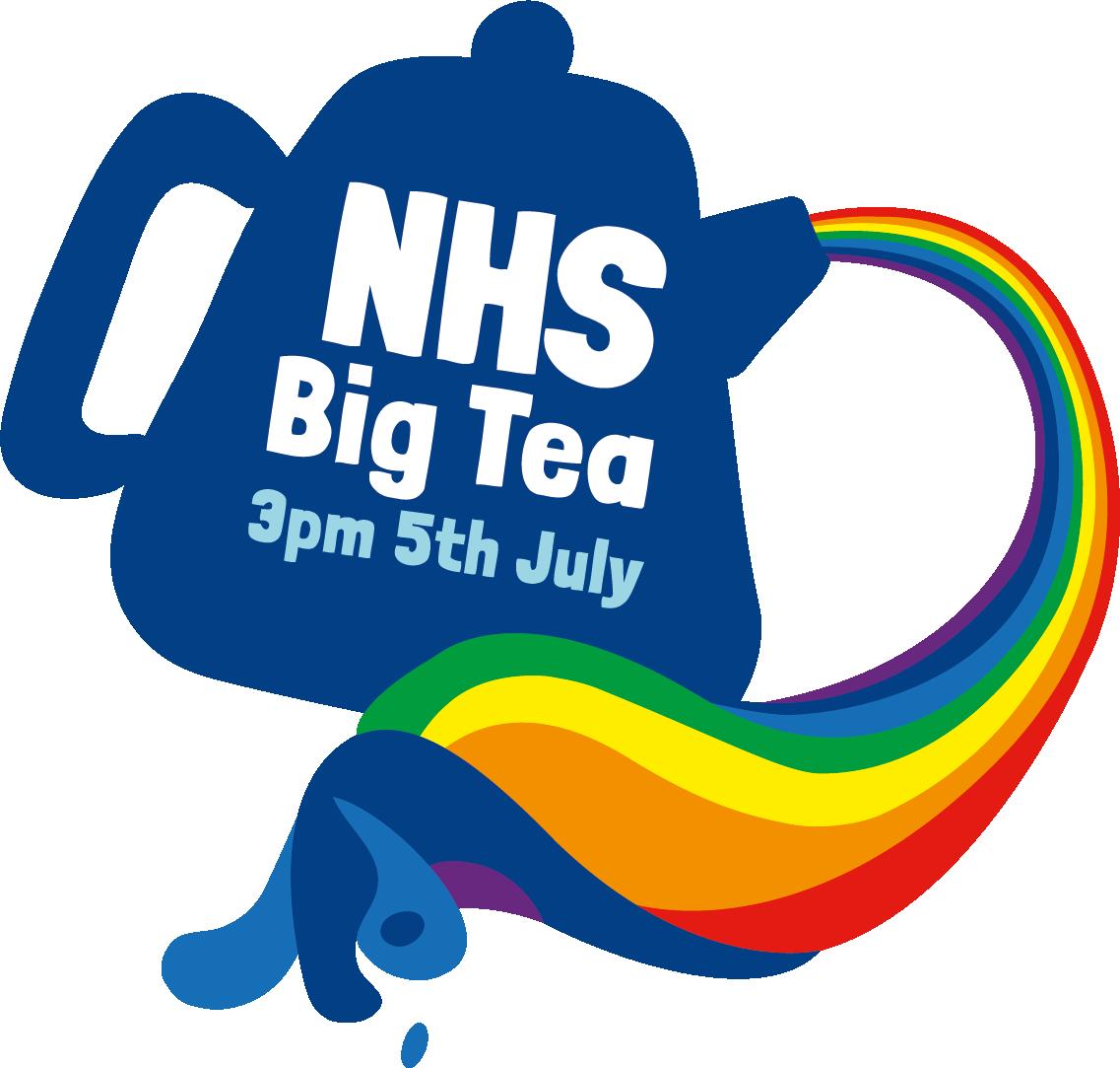 NHS Big tea logo